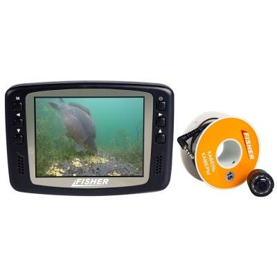 Подводная камера Fisher CR110-7HB, кабель 30м