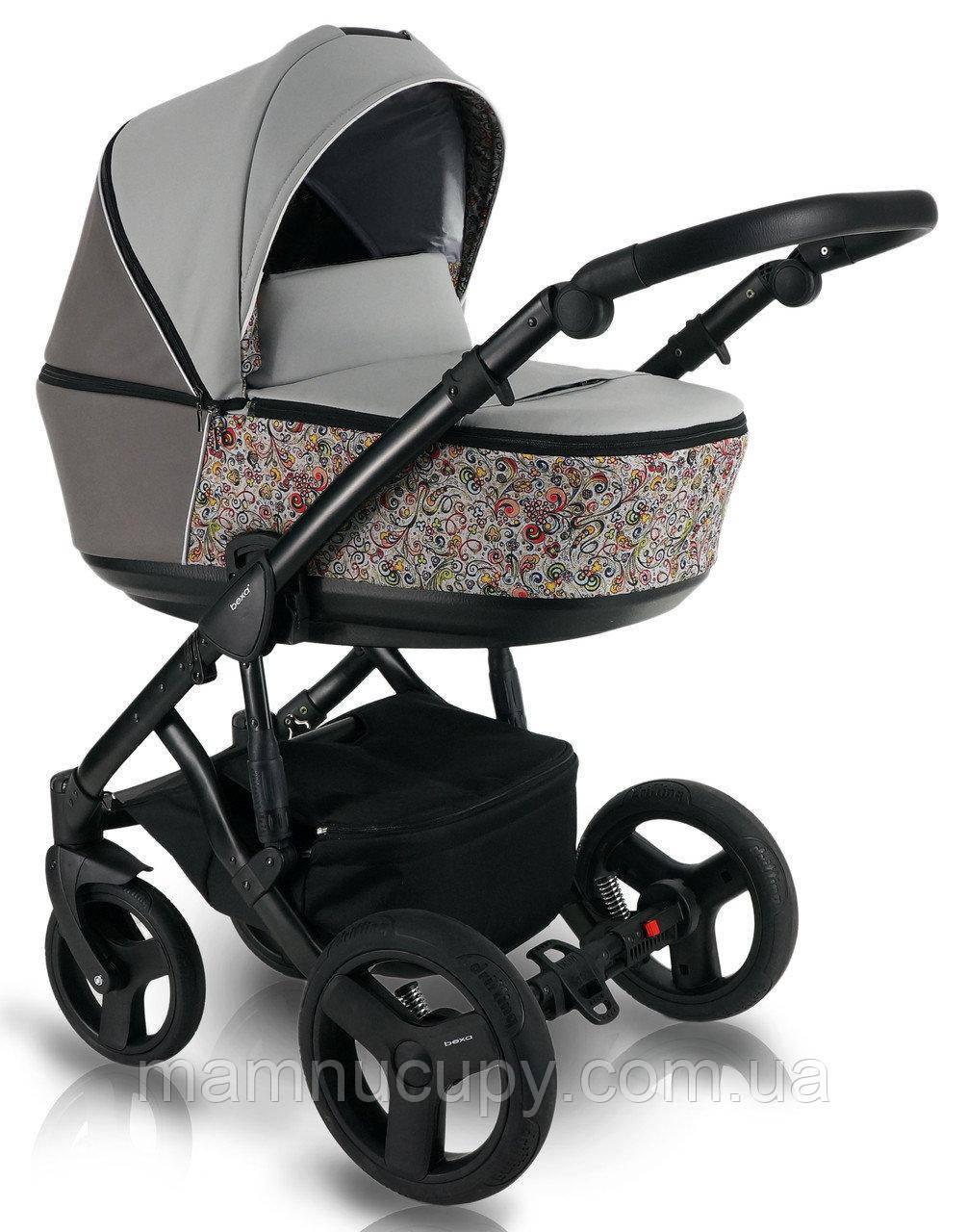 Универсальная детская коляска  2 в 1 Bexa Fresh Eco FL 309  (бекса фреш эко)