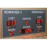 Табло для баскетбола