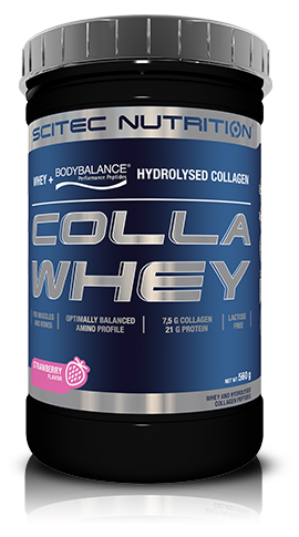 Scitec Nutrition Colla Whey 560 g