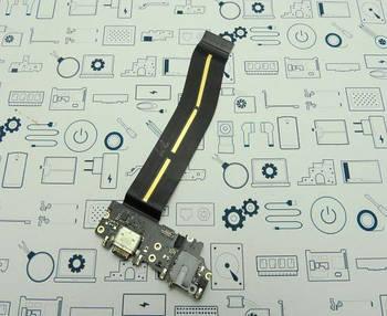 Б.У. Дополнительная плата Meizu pro 6 plus с шлейфом, разъемом зарядки, микрофоном Original