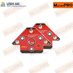 Магнитный фиксатор для сварки (магнитная струбцина) WM6-S