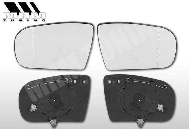 Вкладыш зеркала Mercedes w210 рестайлинг, фото 2