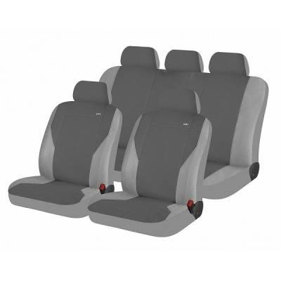Чехлы для автомобильных сидений Hadar Rosen PASS Темно-серый\Светло-серый 10908, фото 2