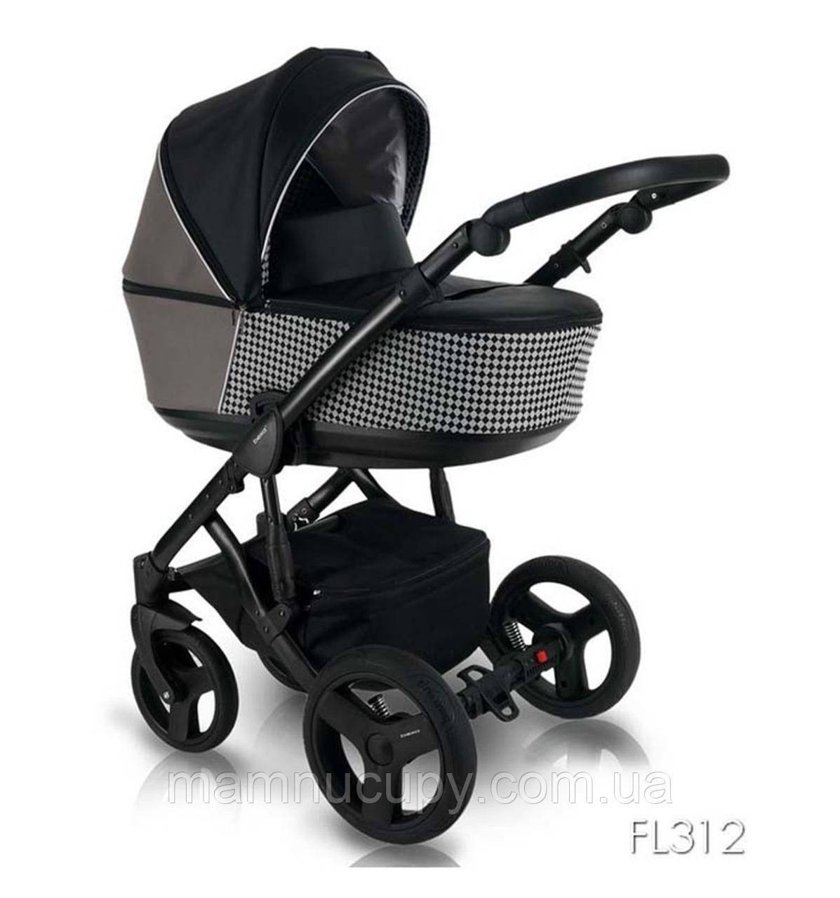Универсальная детская коляска  2 в 1 Bexa Fresh Eco FL 312  (бекса фреш эко)