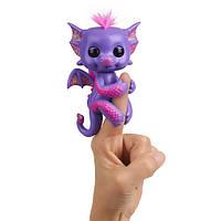Интерактивный ручной дракончик Кайлин (фиолетовый), W3580/3584