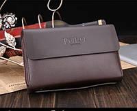 Мужской стильный клатч портмоне Polo