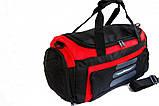 Большая спортивная сумка. Adidas. Дорожная сумка. Сумки адидас. Мужские сумки., фото 2