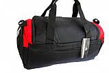 Большая спортивная сумка. Adidas. Дорожная сумка. Сумки адидас. Мужские сумки., фото 6