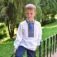Вышиванка  рубашка   для мальчика