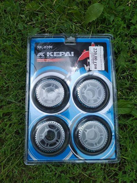 Колеса для роликів Kepai SK-0720