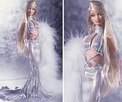 Тиражи коллекционных кукол Барби. Лейблы (labels)