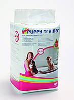 Savic Puppy Trainer Pads Large одноразовые пеленки большого размера для щенков – 60x45 см