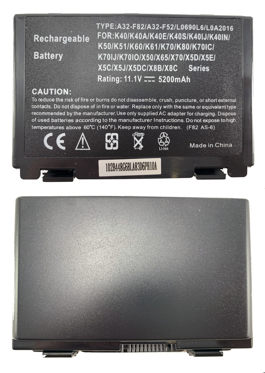 Батарея для ноутбука Asus K60