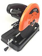 Монтажная пила(металорез, труборез) LEX LXCM295 / Гарантия 1 год