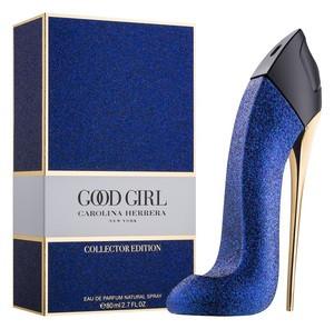 Женская парфюмированная вода Carolina Herrera Good Girl Glitter Collector Blue (80 мл)