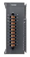 Модуль расширения ПЛК серий AS200/AS300,  16 дискретных входов 24 VDC