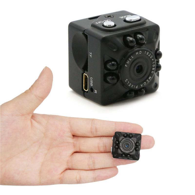 Міні камера відеореєстратор sq10 Full HD 1080p і HD 720p (Оригінал)