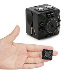 Мини камера видеорегистратор sq10 Full HD 1080p и HD 720p (Оригинал)