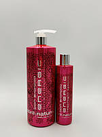 Abril et Nature Energic Bain Shampoo — Шампунь интенсивное восстановление поврежденных волос (Испания) 1000 ml