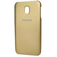 Чехол Original Case Samsung J330 Galaxy J3 2017 Gold