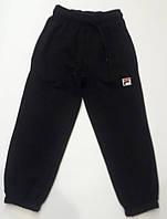 Подростковые спортивные штаны оптом 116-122-128-134-140 синии