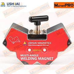 Многоугольный магнитный зажим (магнитная струбцина) MWC4S