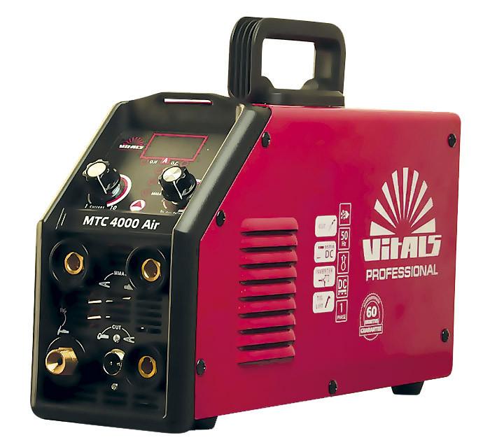 Инверторный аппарат Vitals Professional MTC 4000k Air  3 в 1+Доставка!