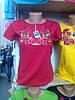 Вышитая женская футболка   3395  (С.И.Р.) АКЦИЯ