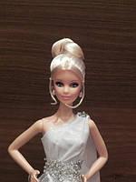 Коллекционная кукла Барби Pinch of Platinum Barbie Doll, фото 4