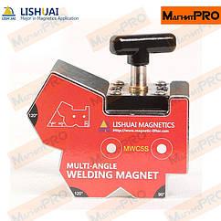 Многоугольный магнитный зажим (магнитная струбцина) MWC5S
