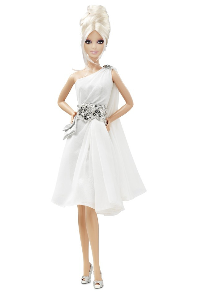 Pinch of Platinum Barbie Doll