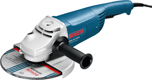 Угловая шлифовочная болгарка Bosch GWS 22-230