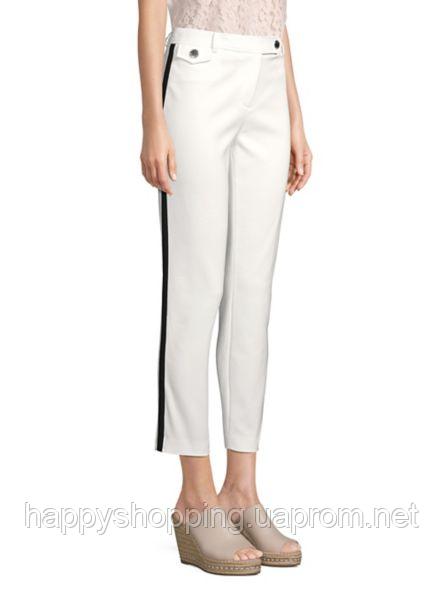 Женские оригинальные белые брюки Karl Lagerfeld
