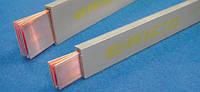 Гибкая медная шина Eriflex 5x32x1 640A длина 2 м.
