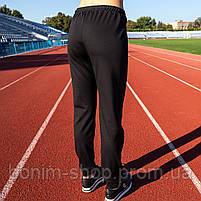 Черные женские спортивные штаны, фото 3