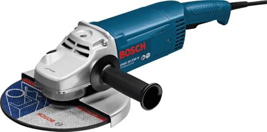 Шлифовочная болгарка Bosch GWS 20-230