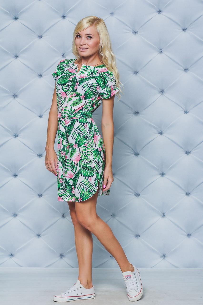 Женское летнее платье Белое