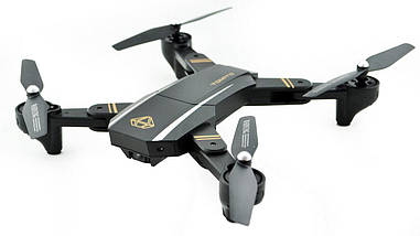 Квадрокоптер Phantom D5HW c WiFi Камерой, летающий дрон + Складывающийся корпус, фото 3