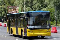 На каких маршрутах в Киеве появятся автобусы-экспрессы?