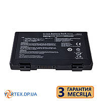 Батарея для ноутбука Asus F52, F82, F83, K40, K50, K51, K61, K70, X5D, SX039c, X66IC, X87, X8A (A32-F82) бу