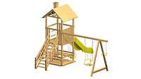 Детский игровой комплекс из дерева V-3