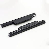 Батарея для ноутбука Acer Aspire 4551, 4741, 4771, 5252, 5336, 5551, 5552,5742 TravelMate 5740 (AS10D31) 11.1v 5200mAh черная бу ИЗНОС 76%