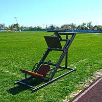 Тренажер для жима ногами под углом 45 градусов (тренажер для тренировки ног)