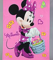 {есть:80*110} Плед для девочек Disney, 80*110 см.