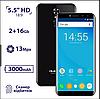 Смартфон Oukitel С8, 2/16 Гб, 13Mpx, 3000 mah