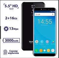 Смартфон Oukitel С8, 2/16 Гб, 13Mpx, 3000 mah, фото 1