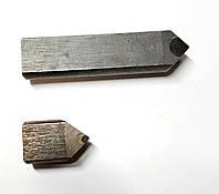 Вставка для резьбового резца 601203 (осн. Гексанитом-Р) D-10 мм. L-15 мм.