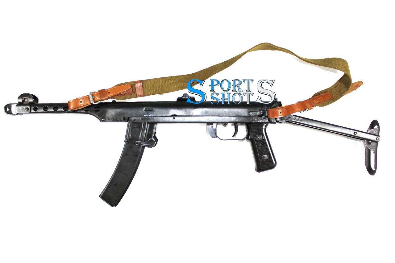 ППС (Пистолет-пулемёт Судаева) Макет массогабаритный 1944 год