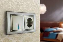 Розетки і вимикачі від виробника Німеччина, Туреччина, Україна, Білорусь, Китай